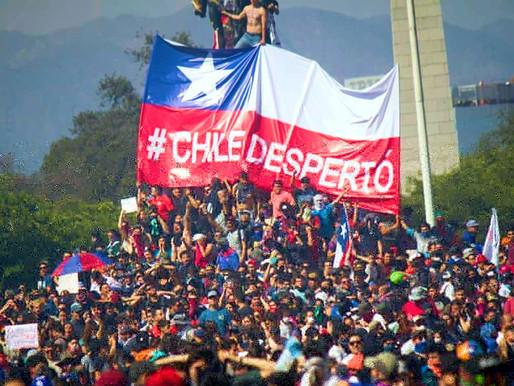 Triunfo del plebiscito constitucional de Chile
