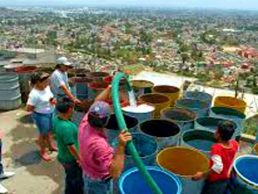 El agua y la Ciudad de México
