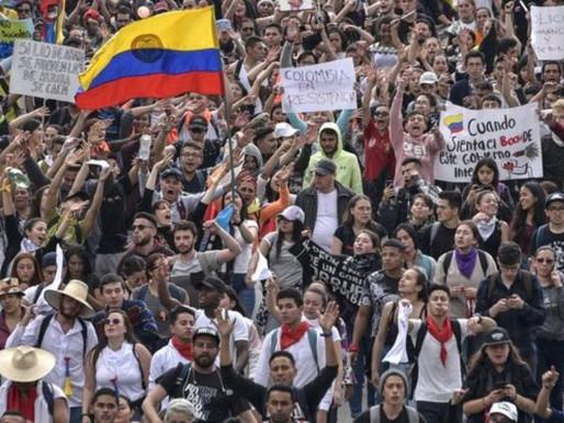 Colombia: Por la liberación