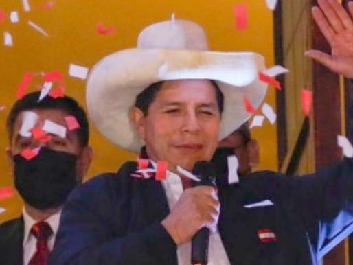 Perú: la justicia electoral confirmó el triunfo de Pedro Castillo