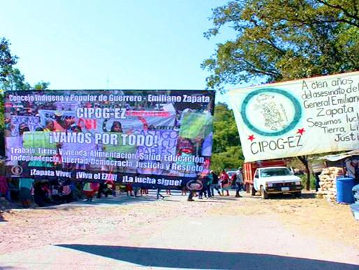 Emboscan a nahuas del Cipog-EZ en la Montaña baja de Guerrero