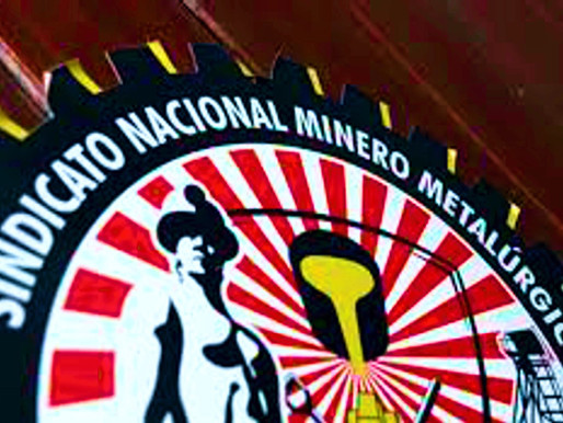 El combativo sindicato minero en México
