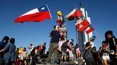 Chile y la lucha por sus recursos naturales