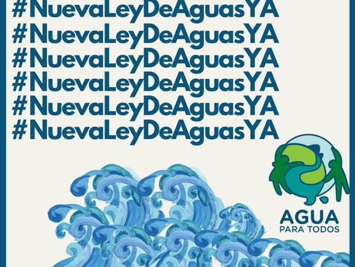 Coordinadora Nacional Agua para Todxs, Agua para la Vida