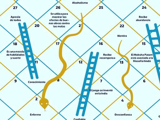 Serpientes y escaleras salariales