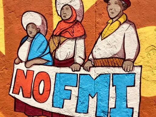 Las garras del FMI sobre Latinoamérica