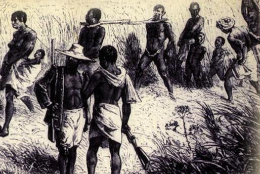 Ya es hora para que Estados Unidos repare los crímenes por la esclavitud. USMLO