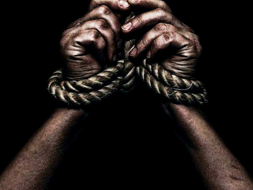 2 de diciembre Día Internacional por la Abolición de la Esclavitud.