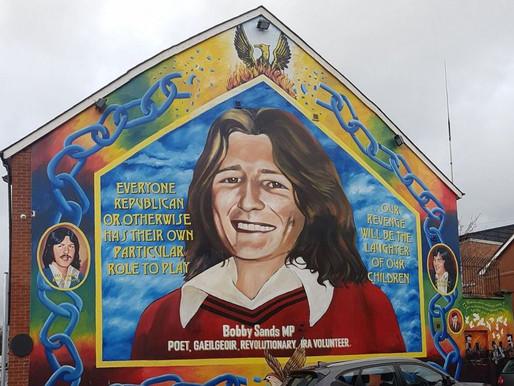 40 aniversario de la muerte de Bobby Sands 5 de mayo de 1981