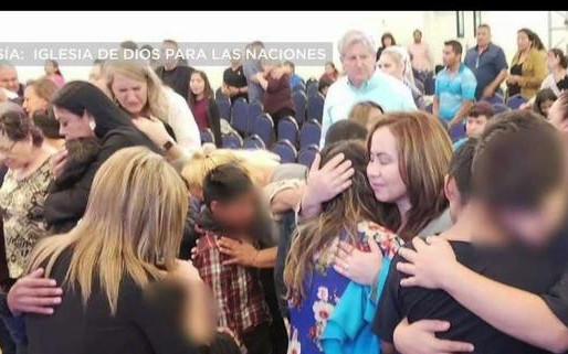 Phoenix Organiza a las familias de la Casa del Migrante.