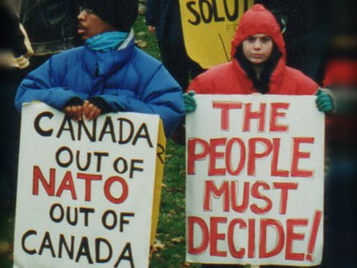 CANADÁ: ELECCIÓN GENERAL 44ª . EL CARTEL DE PARTIDOS NO TIENEN REMORDIMIENTO