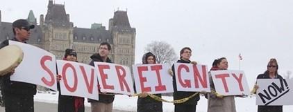 CANADA Definición egoísta Declaración de las Naciones Unidas sobre Derechos de Pueblos Indígenas
