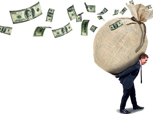 La deuda pública creció un billón 103 mil millones pesos en 2020