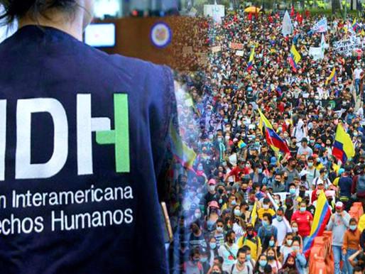 COLOMBIA: CONDENA DE LA CIDH