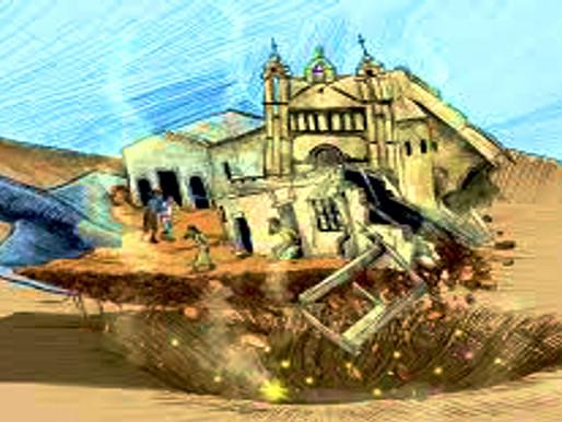 El pueblo de Salaverna enfrenta a la minera Frisco.