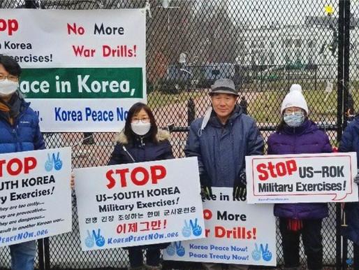 Estados Unidos aumenta la integración de la República de Corea a su máquina de guerra