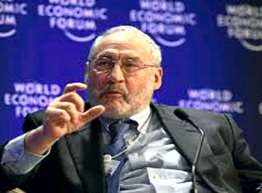 Joseph Stiglitz, Premio Nobel de Economía propone...