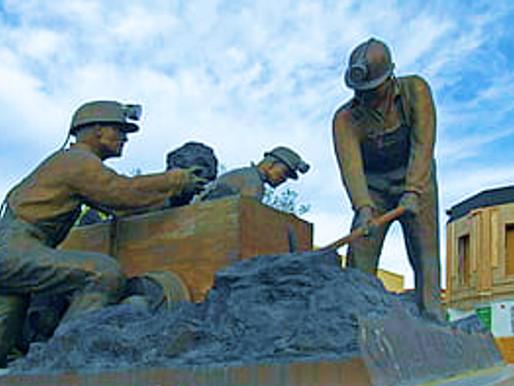 Inversión a la minera del carbón en Coahuila