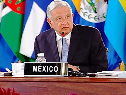 Discurso del Presidente de México, Andrés Manuel López Obrador en la VI Cumbre de la CELAC: