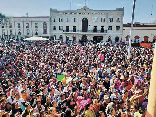 La huelga en Matamoros, el nuevo detonante de la clase obrera en México.