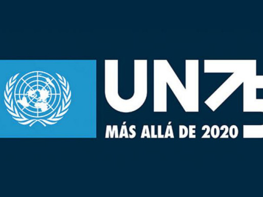 75o Aniversario de la Adopción de la Carta de las Naciones Unidas