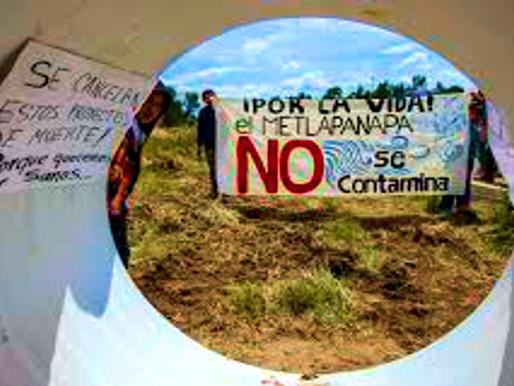 La defensa del agua del río Metlapanapa como don ancestral y derecho colectivo