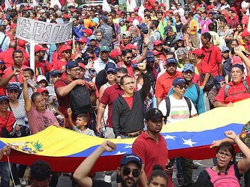 VENEZUELA Y LOS FRACASOS DE TRUMP