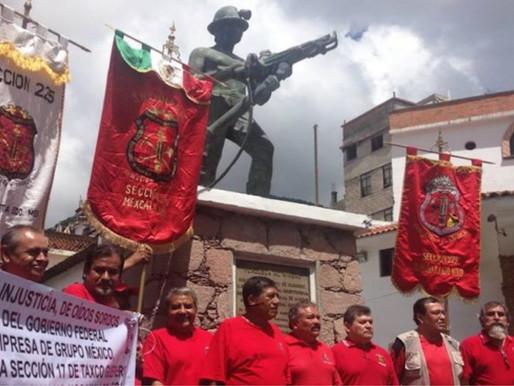 Huelgas mineras en México