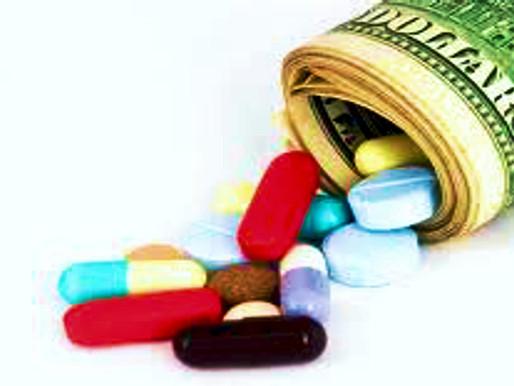 Compra de medicamentos nacionales o extranjeros.