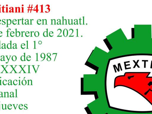 Teixitiani 413