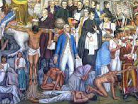 PROCESO DE LUCHA POR LA INDEPENDENCIA DE MÉXICO (1808-1821)