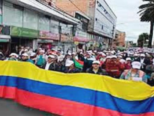 Colombia y el Paro Nacional