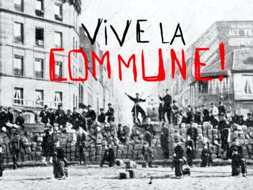 18 de marzo de 1871, la Comuna de París. 150 años.