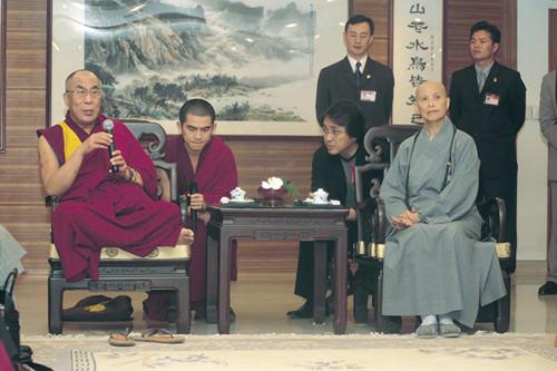 【世紀對話】慈悲的對談 達賴喇嘛與證嚴法師