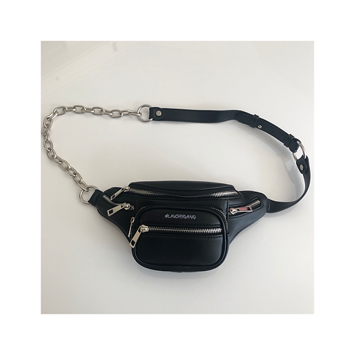 Vegan PU Leather Linchy BumBag