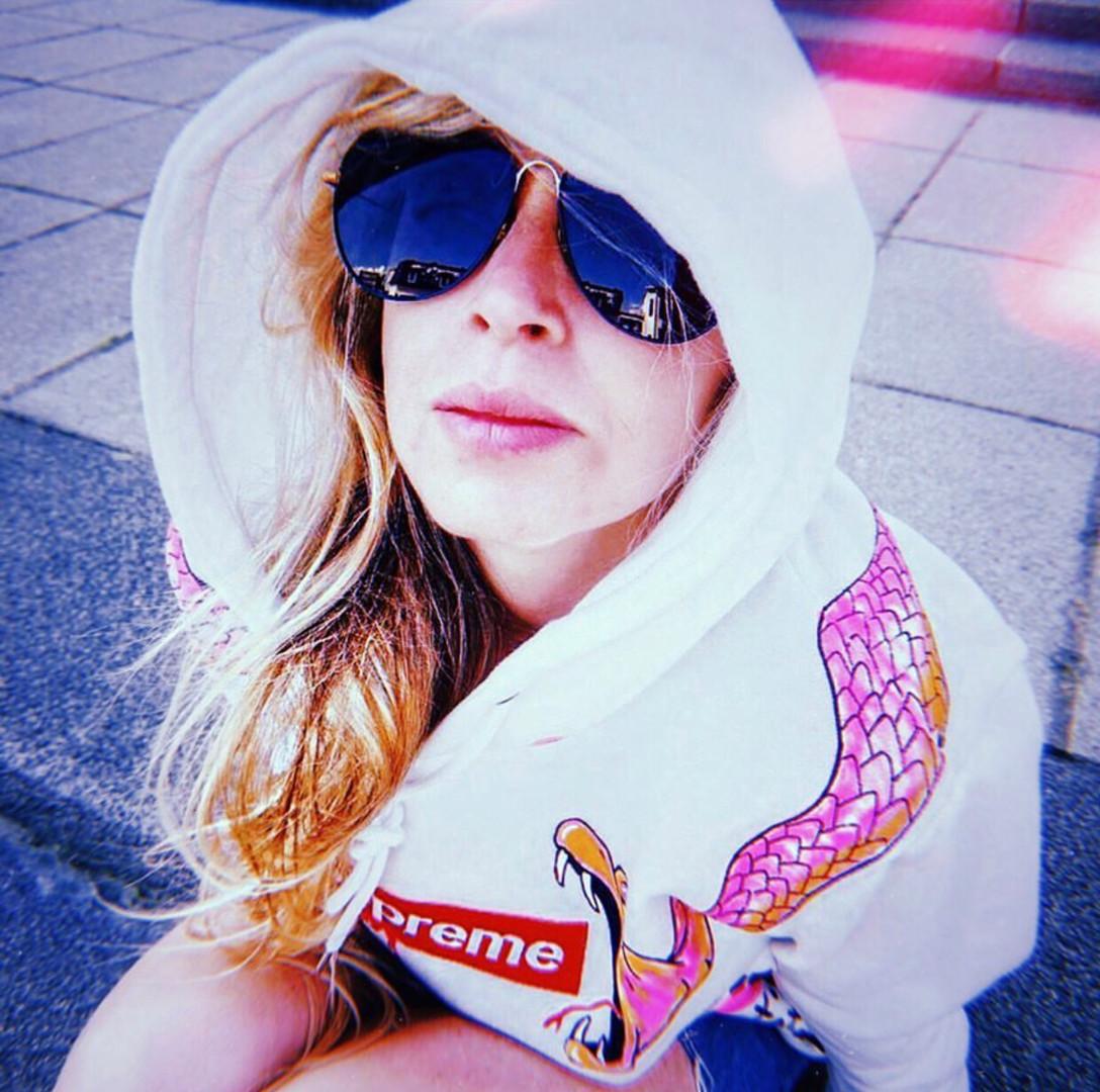 Furrow in customized hoodie