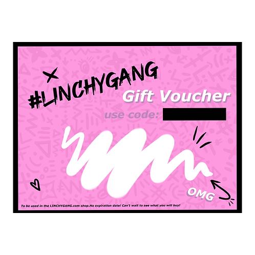 LINCHYGANG gift voucher