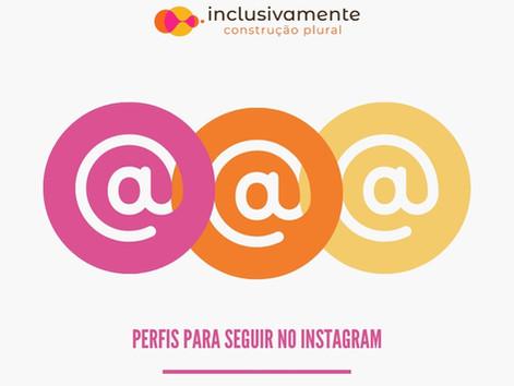 Perfis no Instagram