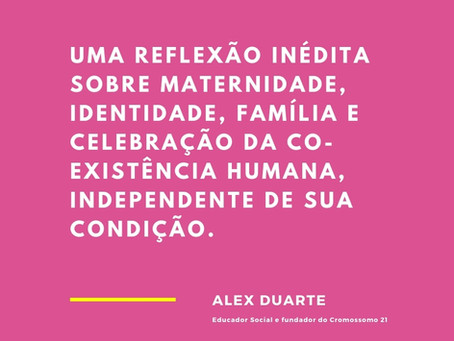 Alex Duarte | Educador Social e fundador do Cromossomo 21