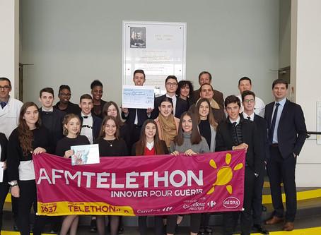 {BTS MHR} Gala caritatif au profit du Téléthon