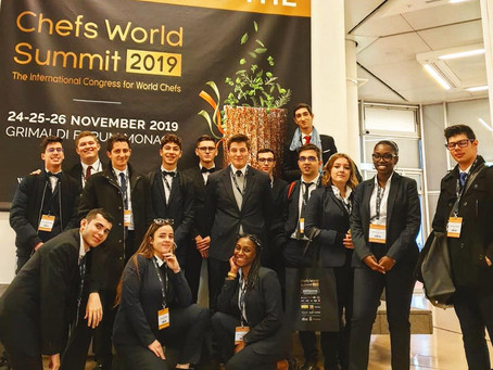 {Partenariat} Sortie Chefs World Summit