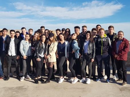{Baccalauréat STHR} Voyage scolaire à Valence