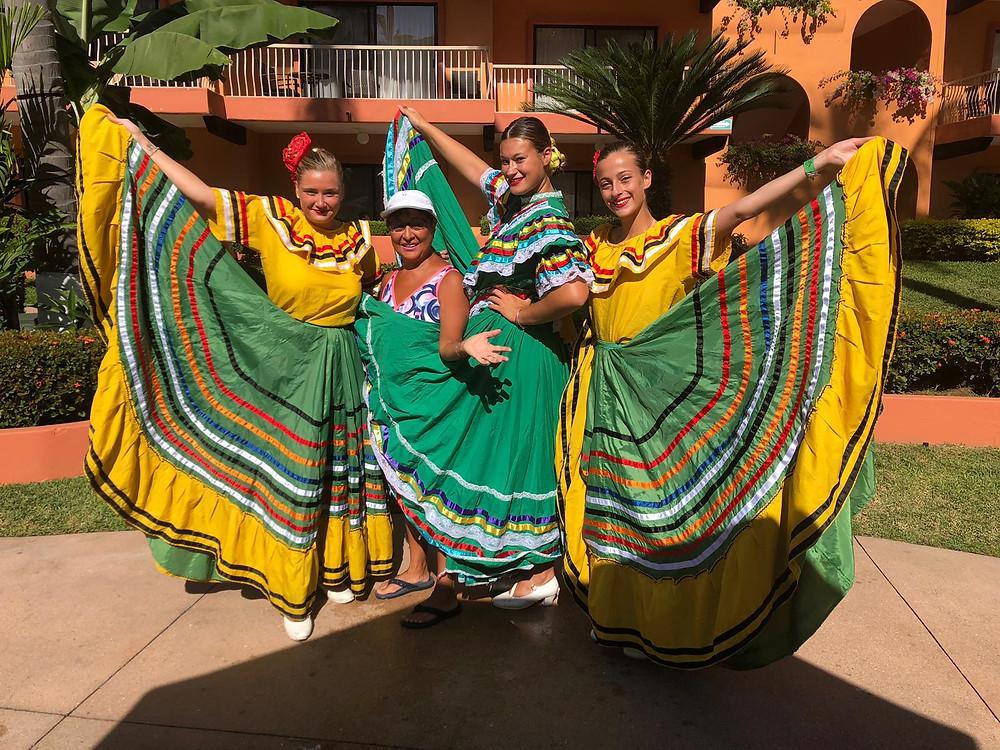 Les BTS Tourisme en stage au Mexique