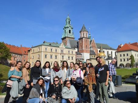 {BTS Tourisme} Voyage d'études à Cracovie