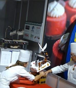 {Concours} Félicitations Théa Deschamps, MAF en dessert de restaurant