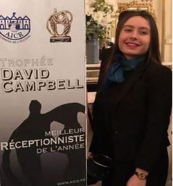 David Campbell 2019