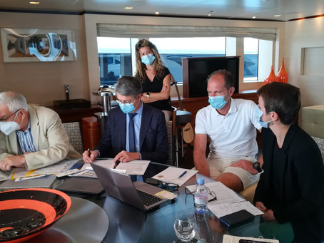 « Embarquez à bord d'un yacht avec Ejob2 dès novembre 2021 »