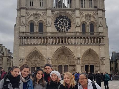 {BTS Tourisme} Voyage à Paris