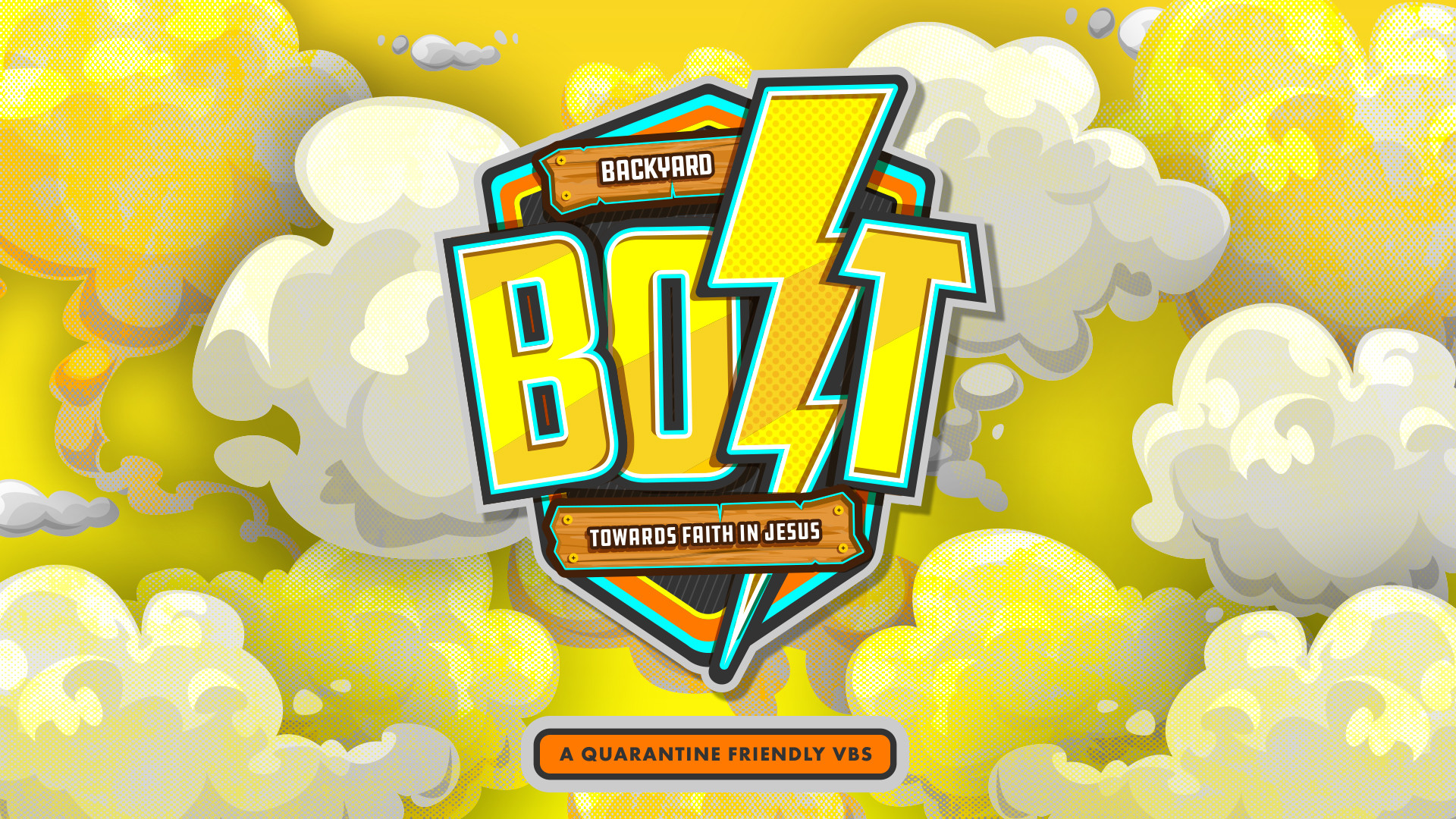 BOLT VBS at HOME  Virtual Vacation Bible School from GO! Curriculum