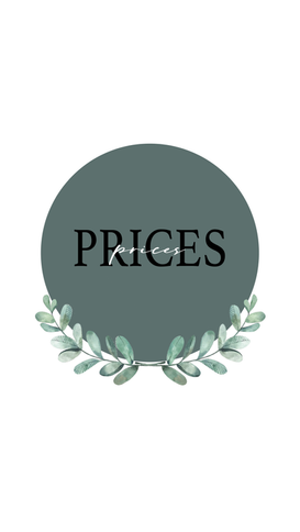 CTH Prices Instagram highlight cover